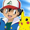Ash recolecta Pokemons