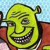 Puzzle de Fichas Shrek