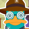 Vistiendo a Perry