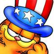 Atrapando Comida Con Garfield