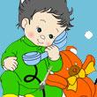 Colorear Amor de Niños