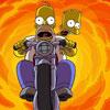 Homero En La Bola De La Muerte