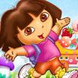 La Magia de los Dulces con Dora