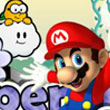 Mario Bross competencia entre amigos