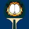 Ping Pong Garfield