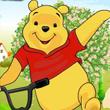 Winnie Pooh en Triciclo