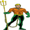 Aquaman El Defensor De La Atlantida