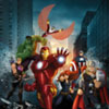 Avengers Amigos Guerreros