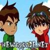 Bakugan y Ben 10 en el Mundial