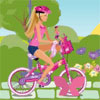 Barbie Carrera En Bicicleta