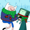 Finn y Jake: La Entrega del Paquete Misterioso