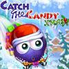 bola navideña come dulces