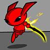 Conejo Samurai X