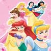 Mujeres De Disney