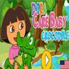 Cuidando Al Cocodrilo Con Dora