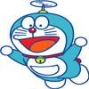 Coloreando Con Doraemon