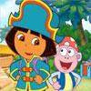 Dora En La Misión Pirata.