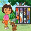 Dora Entrenado Perritos