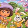 Dora La Explorador Y El Conejo De Pascua
