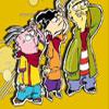 Ed, Edd Y Eddy En El Espacio