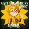 Encuentra a los Heroes Madrid