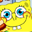 Comiendo Cangreburguers