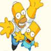 Lanzando A Homero Por Los Aires