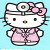 Visitando Al Doctor Con Hello Kitty
