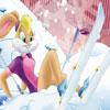 Lola Bunny Slalom