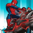 Super Moto De Spider Man