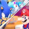 Mario Y Sonic Exterminando Zombies