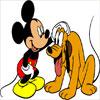 Mickey Mouse Y La Alarma Del Reloj