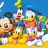 Pintando Con Mickey Mouse
