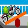 Mike En Motocicleta