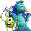 Puzle Giratorio De Monster University