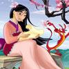 Arco Y Flecha Con Mulan