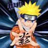 Naruto Rodeado De Estrellas