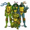 Doble Combate Con Las Tortugas Ninja