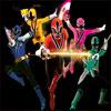 Fuerza Samurai Con Los Power Ranger