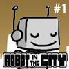 Robot in the City