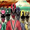 Power Ranger Versión Samurai X