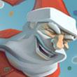 Santa Clous Vuela