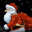La Moto De Santa