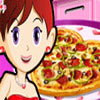 Cocinando Deliciosa Pizza Con Sara