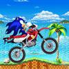 Sonic Y Su Super Motocicleta