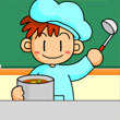 Sirviendo La Sopa