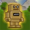 La Leyenda del Robot de Oro