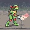 Tortugas Ninja Doble Combate