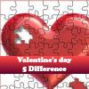 Juego de San Valentín –  Encuentra las 5 Diferencias