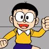 Doraemon: Tiros con la tabla